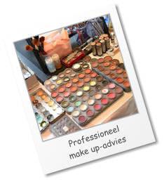 Professioneel  make up-advies